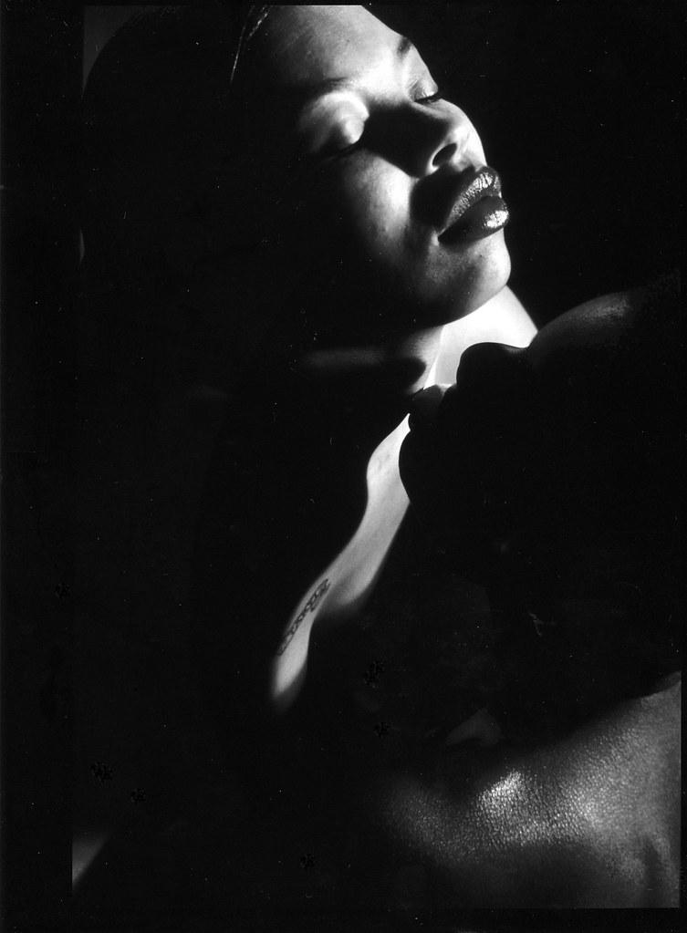 ... Dinnetta and Judy Erotic Sensual Lesbian Lovers B&W Jan 1996 002 True  Love | by photographer695