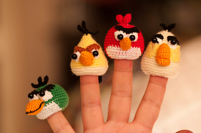 On This Picture Patron Amigurumiii Angry Birds Amigurumi Patrones