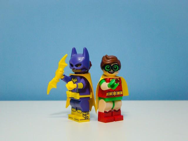 The Lego Batman Movie, Sony DSC-H7