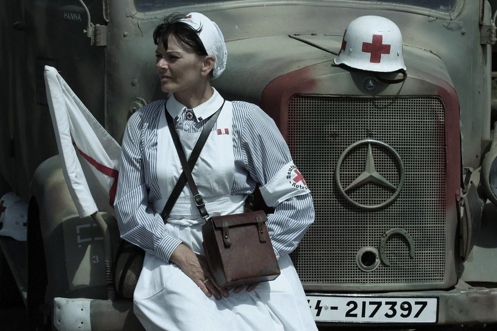 Nurse Deutsch