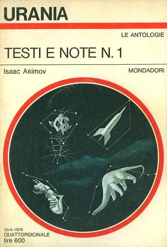 Isaac Asimov - Testi e note N.1