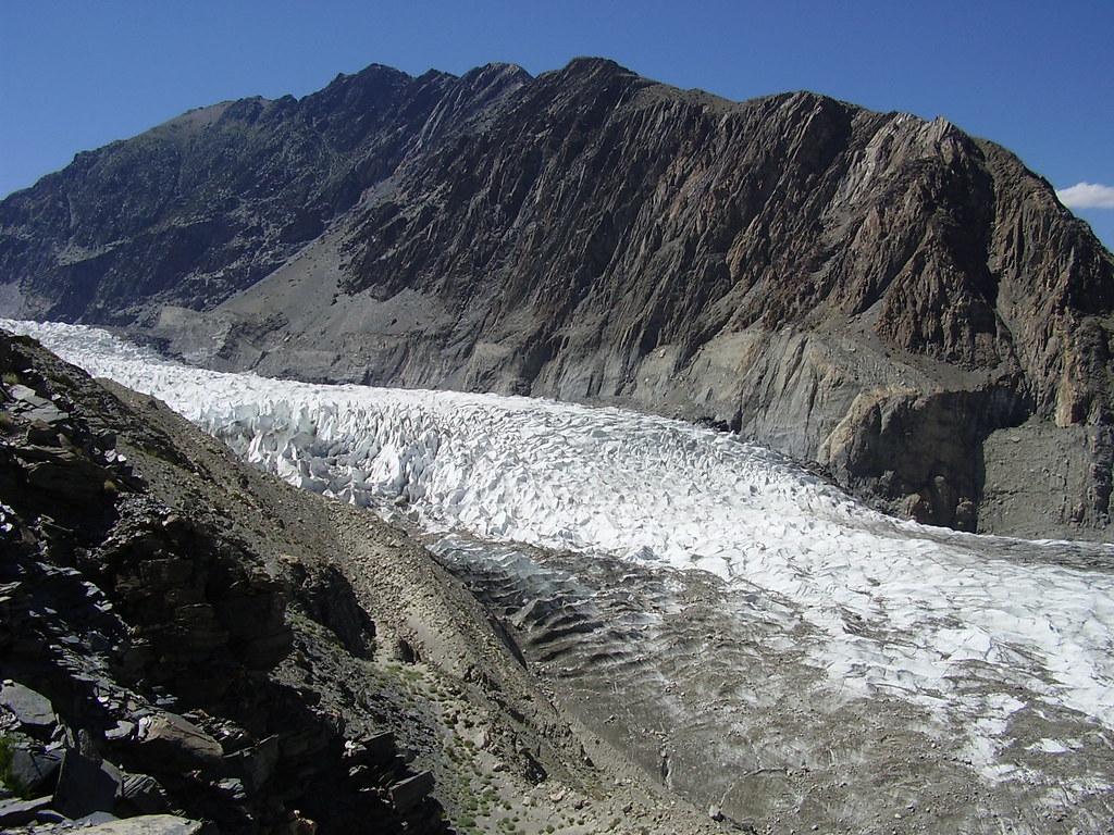 Passu Glacier