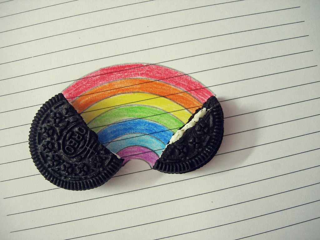 oreo rainbow (explored)