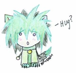Mitsuru wants to hug