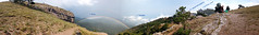 Радуга над Гаспрой, Ай-Петринская яйла
