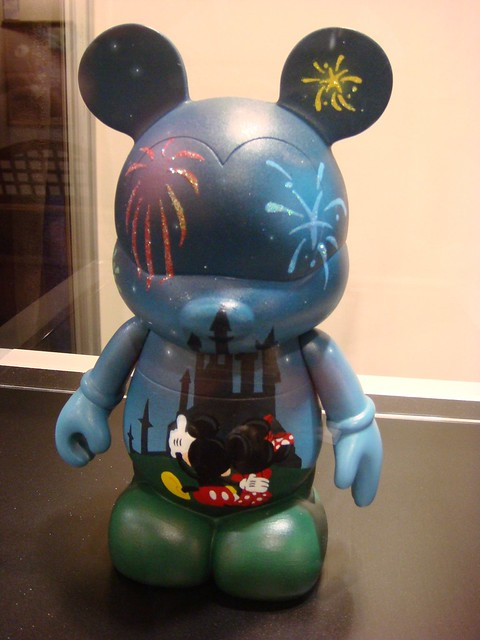 Celebrating Together Fan Created Vinylmation