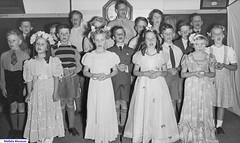 Reeves Plains School Breakup Concert 1950