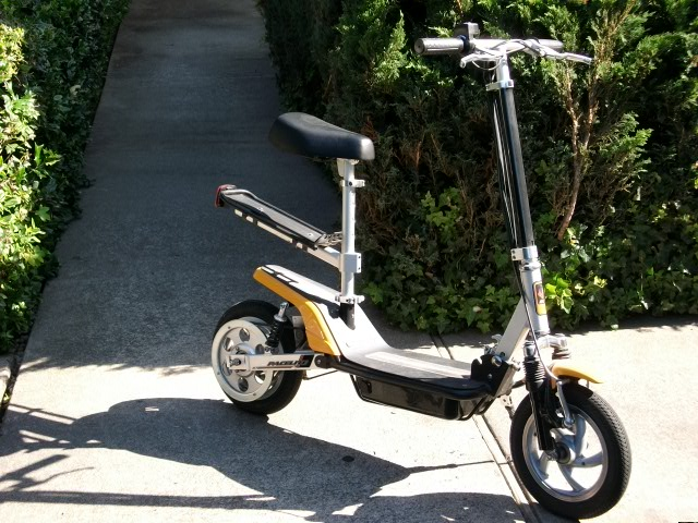 HCF 707 Motorized Electric Scooters