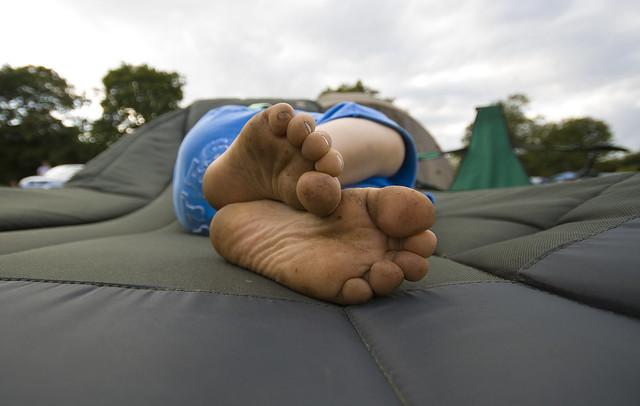 camp foot