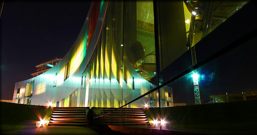 Laban at night