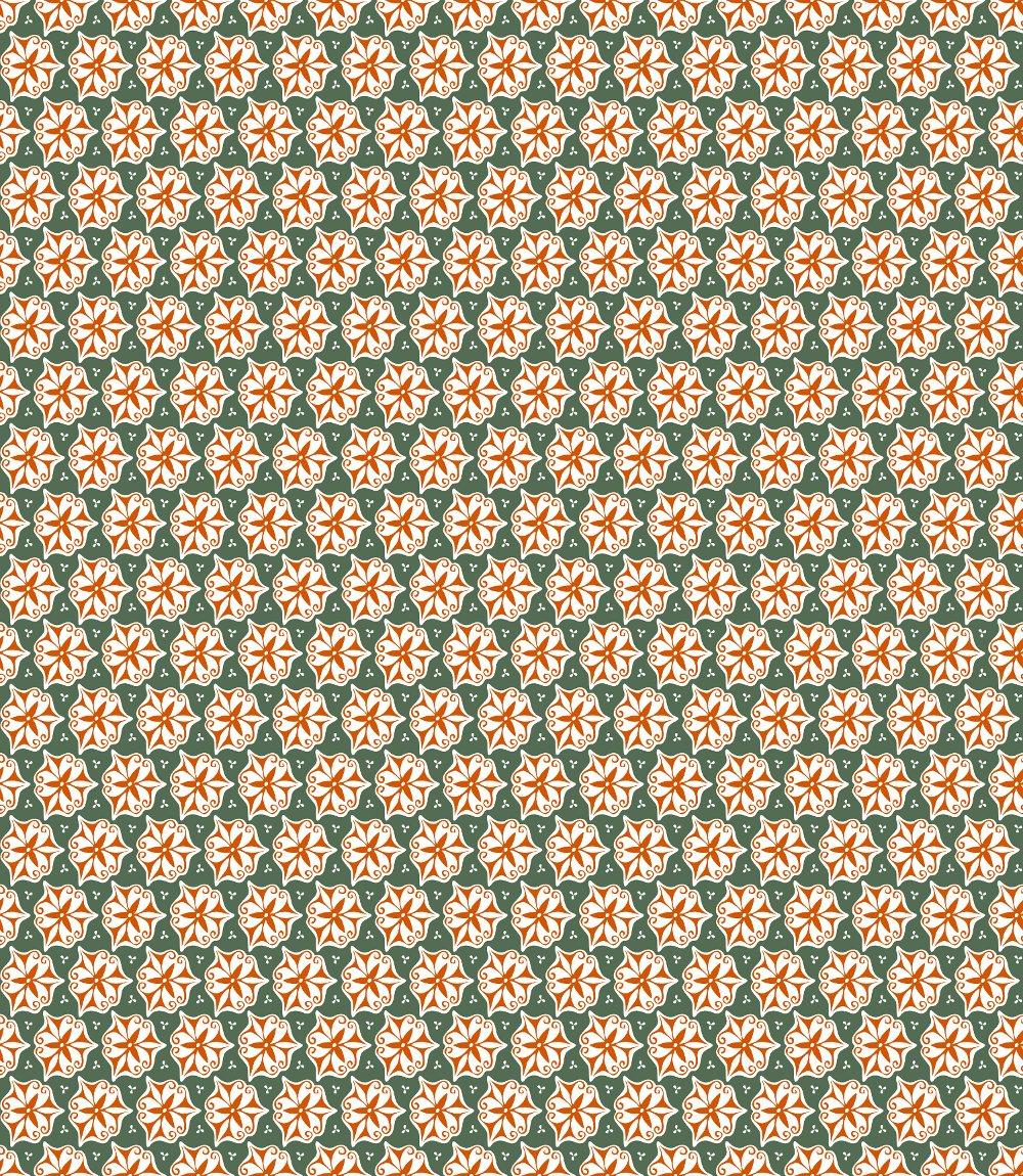 Textura baseada em um pattern do Lewis Day, do seu livro de 1923.