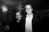 Nonikiwe Mashologu and Ben Williams