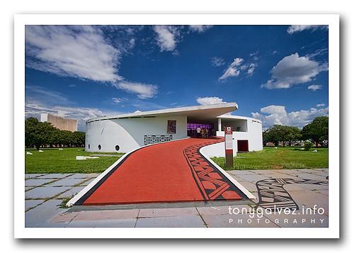 Memorial dos Povos Indígenas, Brasilia