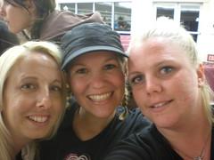 Kim, Michelle, and Fiona