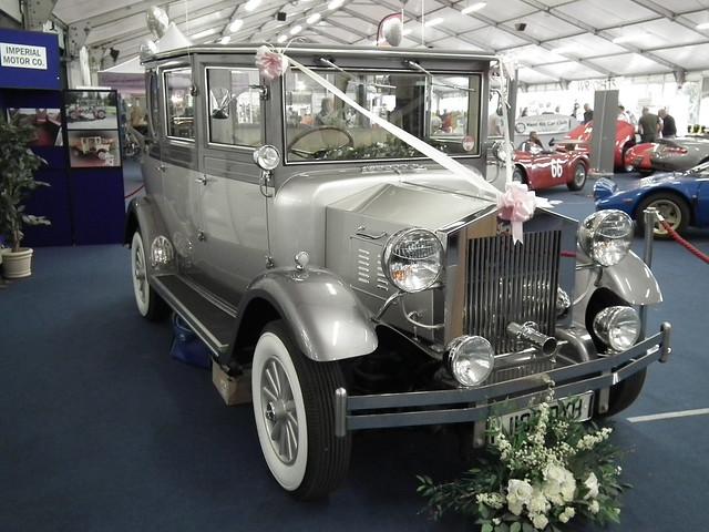 Imperial Motor Company Kit Cars