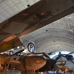 "Steven F. Udvar-Hazy Center: B-29 Superfortress ""Enola Gay"" panorama"