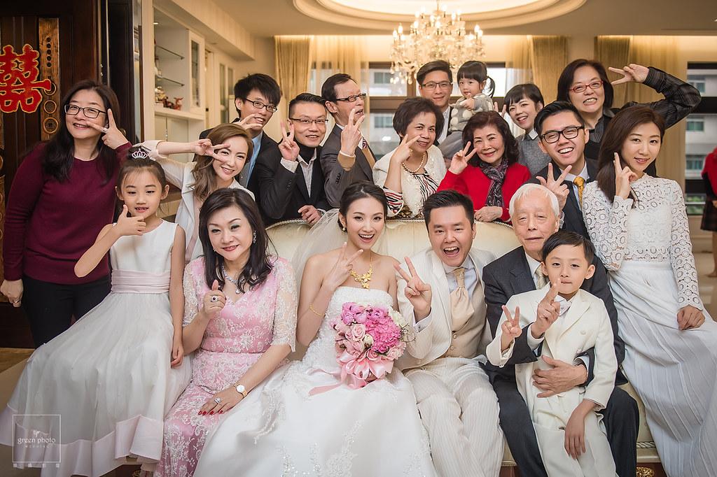 [婚攝] 偉銘&詩燕 婚禮記錄@圓山大飯店