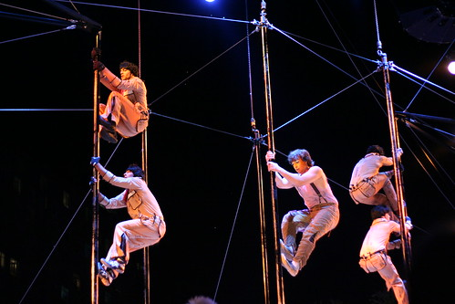 Cirque du Soleil by Qinn