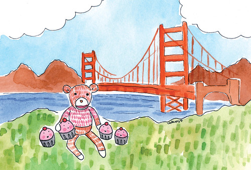 CakeSpy Takes San Francisco!
