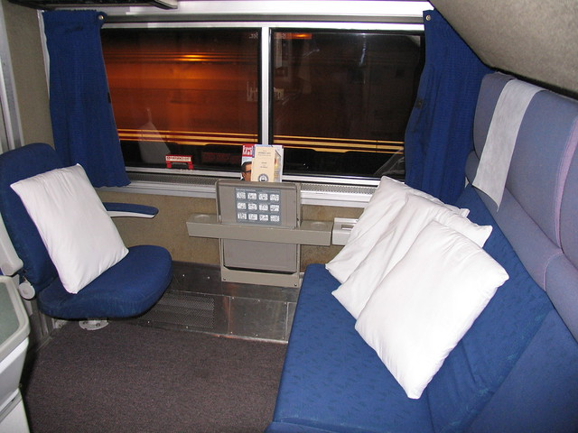 Superliner Roomette Free Faces In The Sleeping Car Pak T