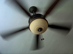 ceiling fan, ceiling, mechanical fan, circle,