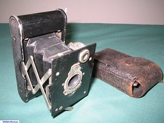 WW1  Kodak Pocket Vest Camera