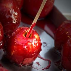 Manzana de caramelo