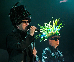Pet Shop Boys Concert - I Love What You Have Done To Your Hair