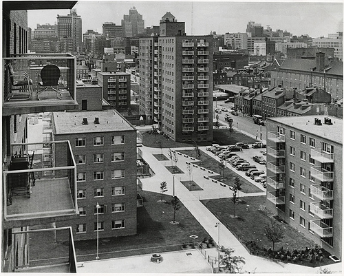 Public housing in st louis vanishing mid century modern - Interior design schools in st louis mo ...