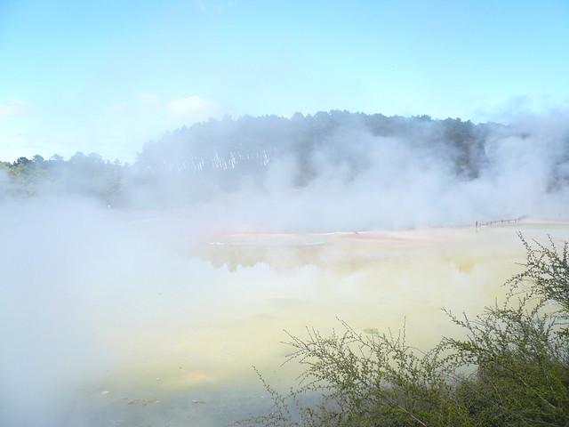 Rotorua - Wai O Tapu Thermal Wonderland 3