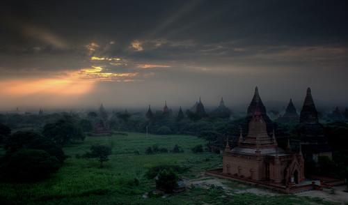 travel sunrise temple burma culture myanmar 旅行 hdr bagan 日出 aisa 文化 亚洲 缅甸 蒲甘 东南亚