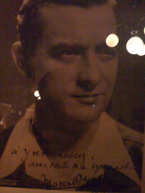 Marcel Pagnol, Chez Janou