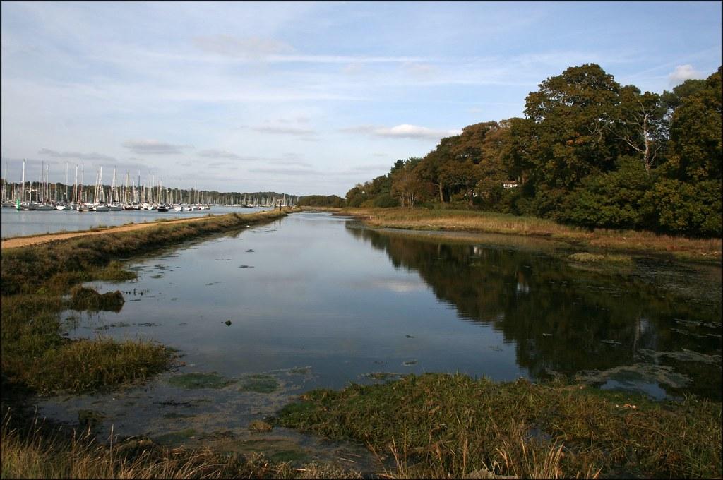 The River Hamble