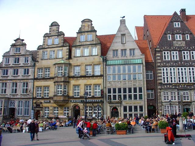 2006-04-15 Bremen 018 Marktplatz