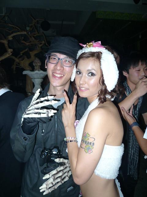 Halloween party@Micocosm / Tokyo