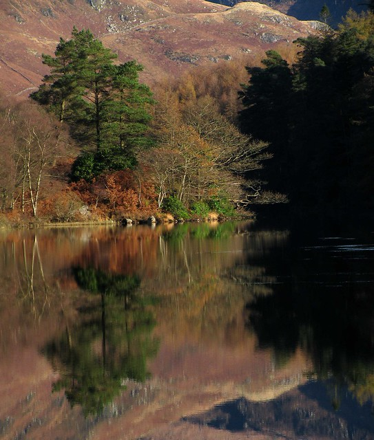 Glen Trool reflection5