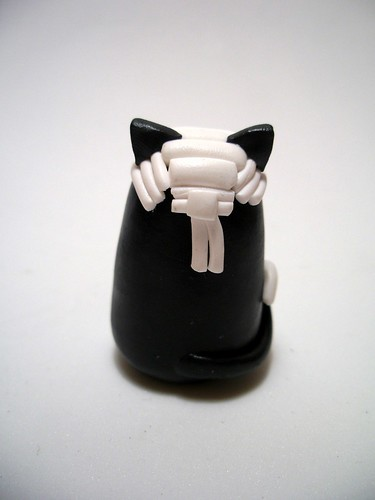 Barrister Cat