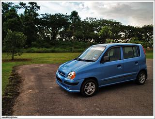 Hyundai Inokom Atos GLA 1.1cc