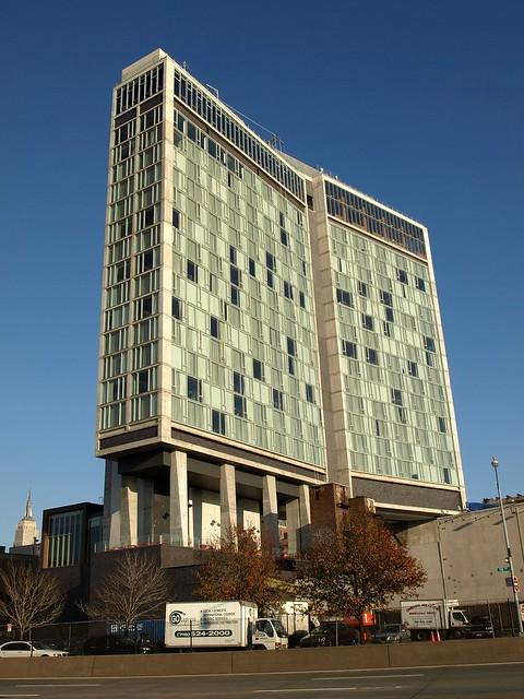 LeBain at Standard Hotel New York - YouTube