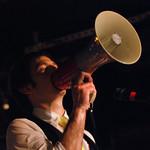 Tally Hall 5.22.09 - Rob and megaphone