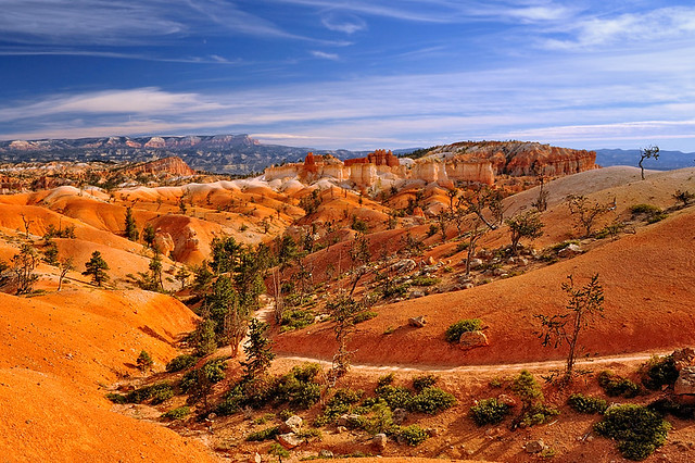 Queens Garden Trail, Bryce Canyon National Park