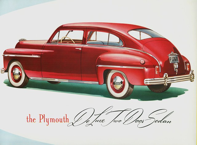 1949 plymouth deluxe two door sedan flickr photo sharing for 1949 plymouth 4 door
