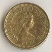 Jersey Pound Coin