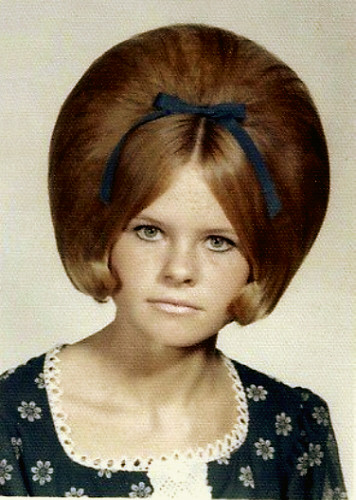 Big Bouffant Hair 60s