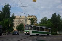 Moscow tram Tatra T7B5SU 7005  _20090613_154