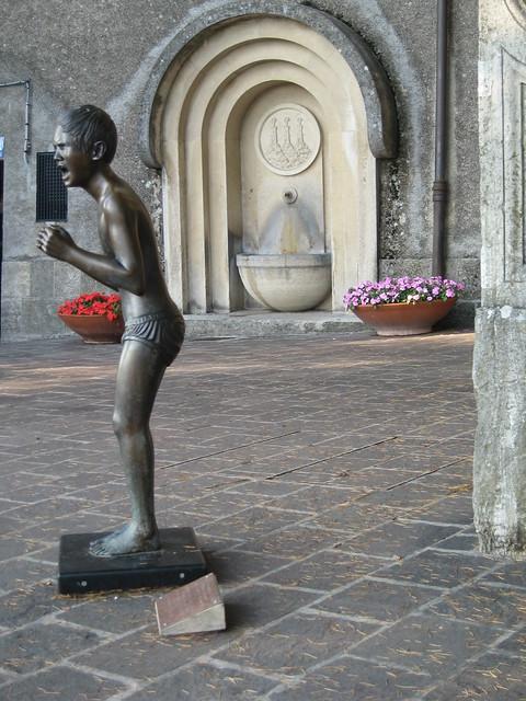 Beslan Memorial San Marino