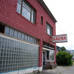 Authentic Finnish Sauna in Astoria