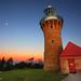 Barrenjoey Lighthouse after Sunset, Sydney, Australia