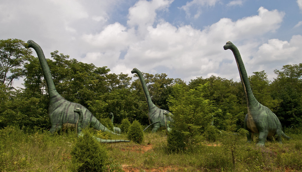 Dinosaur World, Kentucky