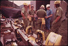 Members of the Beth Elkhorn Coal Company Begin Donning Their Equipment to Prepare for the Kentucky State Mine Safety Contest at Benham, near Cumberland 10/1974